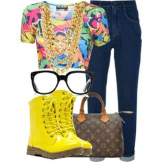 Too Live Crew., created by monicaa-the-creator on Polyvore