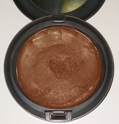 Who knew you could fix broken pressed powder makeup?