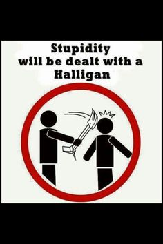 Halligan ~ Repinned by Crossed Iron Fitness