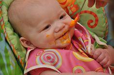 great baby puree ideas