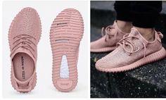 48f8ec632cca shoes pink pastel adidas yeezy Adidas Yeezy Pink