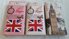 Predám dámske peňaženky LONDON v týchto 3 prevedeniach