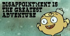 life lessons from flapjack