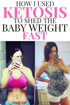 What is ketosis and how can it help you lose weight? Learn more about the keto diet, getting your body into ketosis, and my favorite trick for getting into ketosis fast! Learn how I used ketosis to lose the baby weight within four months!