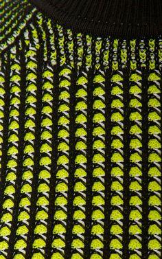 Layer-Effect Stitched Sweater by Kenzo - Moda Operandi