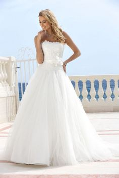 Explore the extensive collection of wedding dresses by Ladybird Bridal online. Affordable, stylish wedding dresses with the perfect fit for any figure. Stunning Wedding Dresses, Wedding Dress Sleeves, Perfect Wedding Dress, White Wedding Dresses, Designer Wedding Dresses, Bridal Dresses, Wedding Gowns, Bride Gowns, Marie