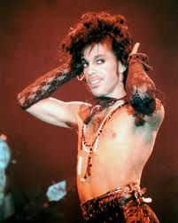 Ever since being little, I have found Prince's experimentation with music, style and concepts of gender an inspiration. He's had a massive influence on me.