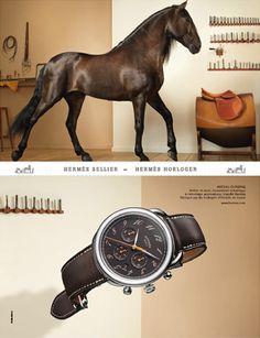 » Tim Flach for Hermès