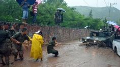 Updated: Mon, 16 Sep 2013 15:22:29 GMT | By The Associated Press, cbc.ca Mexico storms Manuel, Ingrid.