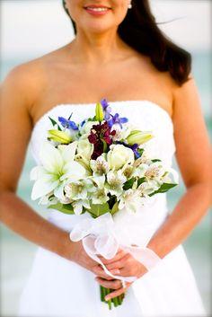 destin bridal bouquet