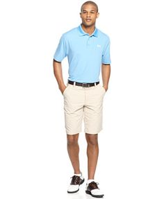 Under Armour Golf Separates, Performance Polo and Bent Grass 2.0 Shorts