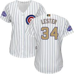 393f639ea 40 Best Chicago Cubs 2017 Majestic Gold Collection jerseys images ...