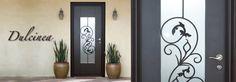 Dulcinea metal door Metal Doors, Exterior, Home Decor, Metal Gates, Decoration Home, Room Decor, Outdoor Rooms, Home Interior Design, Home Decoration