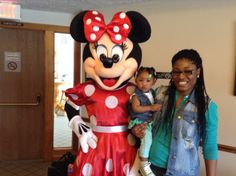 A fun visit from Mrs. Mouse