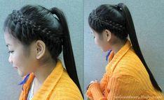 <b>Own that ponytail!</b>