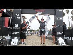 How The Race Was Won: IRONMAN 70.3 SANTA CRUZ 2016 - MEN