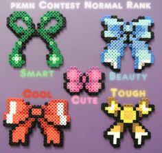 Pokemon Contest Normal Rank by baffledBITS.deviantart.com on @deviantART