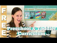 Infant Curriculum, Homeschool Preschool Curriculum, Kindergarten Lesson Plans, Preschool Class, Preschool Themes, Preschool Lessons, Preschool Learning, Homeschooling, Activities For One Year Olds