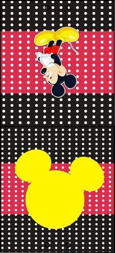 Kit para impressão Mickey
