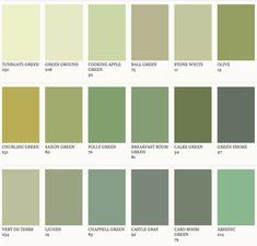 ambiance vert pale | année 2013 placée sous la couleur vert Emeraude : la pratique (2/2 ...
