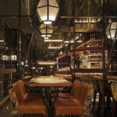 Pershic café by Verno, Bilbao – Spain » Retail Design Blog
