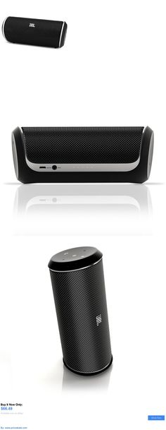 electronics: New Jbl Flip 2 Portable Bluetooth Wireless Stereo Speaker W/Built-In Mic (Black) BUY IT NOW ONLY: $66.49 #priceabateelectronics OR #priceabate