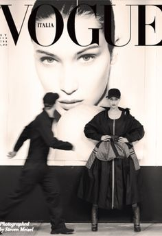 Vogue Italia September 2016 - Bella Hadid - Steven Meisel