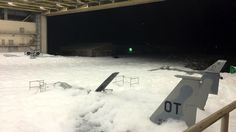 #Air Force Accidentally Fills Entire Hangar with #Foam  Here's why the Air #Force is the best: not only do you get to fly awesome drones, every once in a while your superiors say Oh, fine, we'll throw another foam #party, and the #jets are doused in fire suppressant.