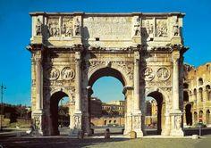 Roma: Arco di Costantino
