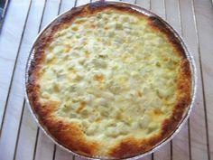 Raparperi-juustopiiras