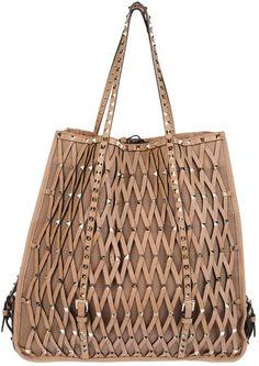 Valentino ~ Large Leather Bag