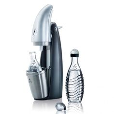 Oh I want... Sodastream reminds me of my Grandparents house when I was growing up