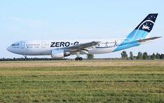 #Airbus A 300 ZERO-G