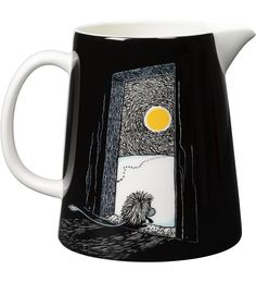 Moomin pitcher - The Ancestor 1 l by Arabia - The Official Moomin Shop - 2 Moomin Shop, Moomin Mugs, Moomin Valley, Tove Jansson, Dream Furniture, Nordic Design, My Coffee, Flower Vases, Finland