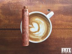The Muertos mod though down to the last few! - www.VapingGriffin.com