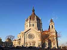 Minneapolis Churches and Cathedrals: Minneapolis, Minnesota - MN, USA Cathedral Church, Minneapolis Minnesota, Roman Catholic, Cathedrals, North America, Usa, Nice, Search, Travel