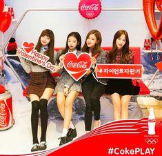Coke #BLACKPINK #Rose #jennie #Jisoo #Lisa
