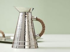 Rope Handle Pitcher