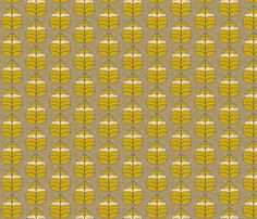 autumn_leaf fabric by holli_zollinger on Spoonflower - custom fabric