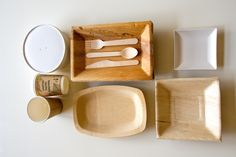 The quest to become looking more and more promising every day! We will be using from mini glasses from and spoons. Now we are also testing a of but products. Spoons, Biodegradable Products, Packaging Design, Eco Friendly, Recycling, Woodworking, Ceramics, Glasses, Mini