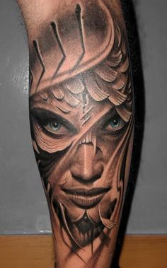 Tattoo by Victor Portugal