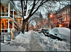 Montreal... where i'm much more likely to be going... bientot!