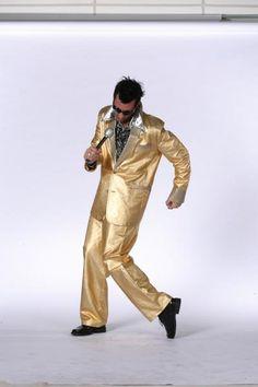 Gouden kostuum