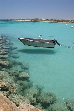 The most perfect  beach in the world, Coral Bay, WA, Australia. The water is so crystal clear and inviting!