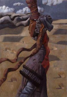 Зорикто Доржиев, как и Даши Намдаков, является бурятским художником. Родился в 1976 году в городе Улан-Удэ. Окончил Бурятское училище искусств и Красноярский Государственный институт искусст