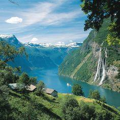 Gelranger Fjord - NORWAY