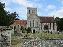 Church of St Mary and St Melor, Amesbury burial of Eleanor of Provence
