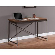 Elements Cross Design Desk   Overstock.com $210