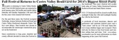#ClippedOnIssuu from Castro Valley News - Year 1 , Number 9