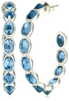 Emily and Ashley Blue Topaz Hoop Earrings Emily & Ashley,http://www.amazon.com/dp/B007RTEBAW/ref=cm_sw_r_pi_dp_gNLDtb174YFD06QQ